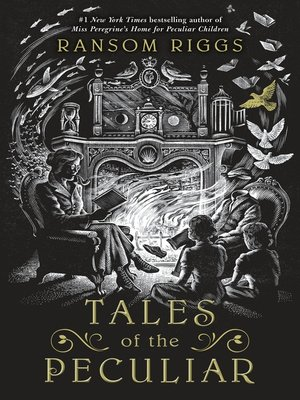 cover image of Tales of the Peculiar
