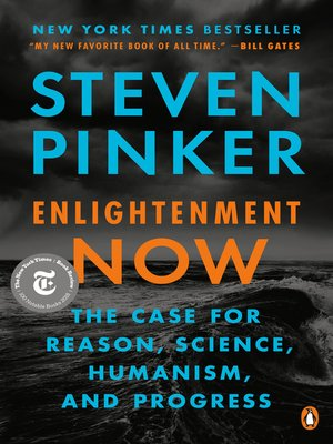 cover image of Enlightenment Now