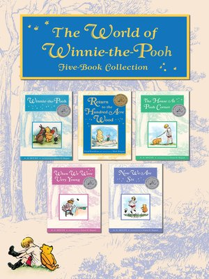cover image of Winnie the Pooh Deluxe Gift Collection