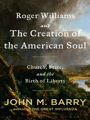 cover image of Roger Williams and the Creation of the American Soul