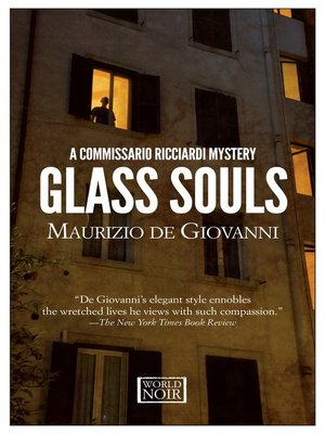 cover image of Glass Souls