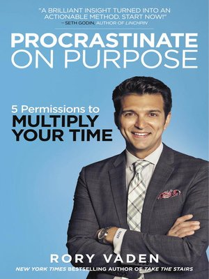 cover image of Procrastinate on Purpose