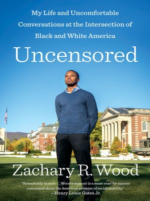 cover image of Uncensored