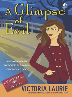 cover image of A Glimpse of Evil