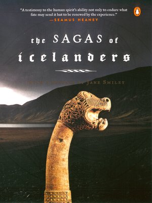 cover image of The Sagas of Icelanders