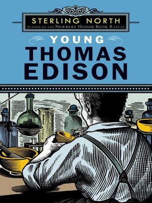 cover image of Young Thomas Edison