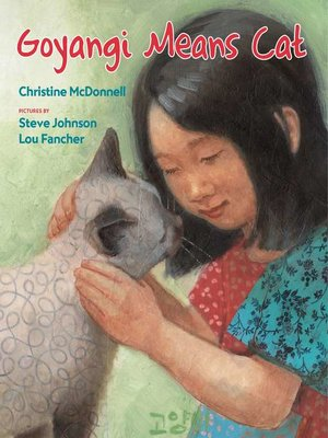 cover image of Goyangi Means Cat