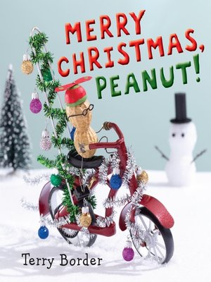 cover image of Merry Christmas, Peanut!