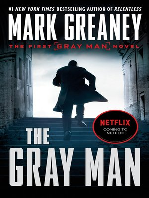 cover image of The Gray Man