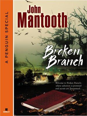 cover image of Broken Branch