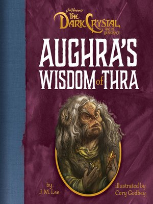 cover image of Aughra's Wisdom of Thra