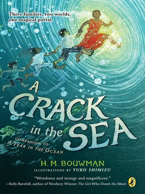 cover image of A Crack in the Sea