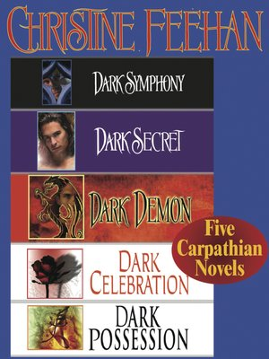 cover image of 5 Carpathian Novels