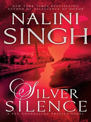 cover image of Silver Silence