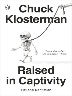 cover image of Raised in Captivity
