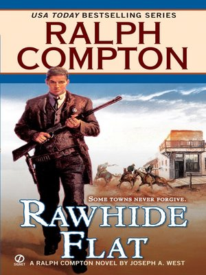 cover image of Rawhide Flat