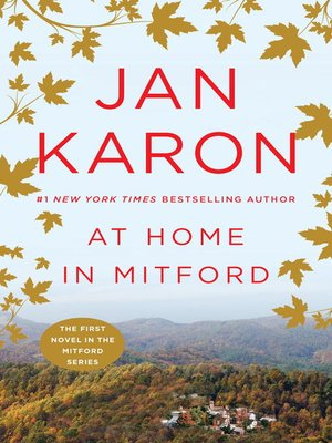 cover image of At Home in Mitford