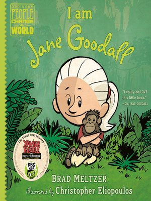 cover image of I am Jane Goodall