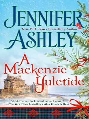 cover image of A Mackenzie Yuletide