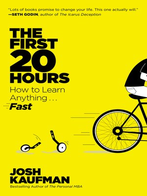 cover image of The First 20 Hours