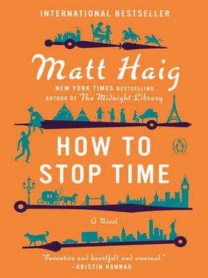 cover image of How to Stop Time