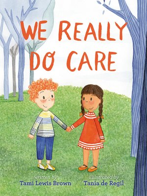 cover image of We Really Do Care