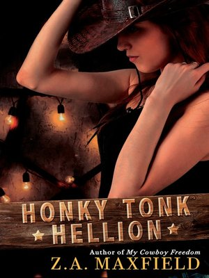 cover image of Honky Tonk Hellion