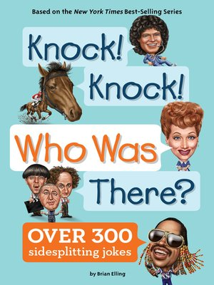 cover image of Knock! Knock! Who Was There?