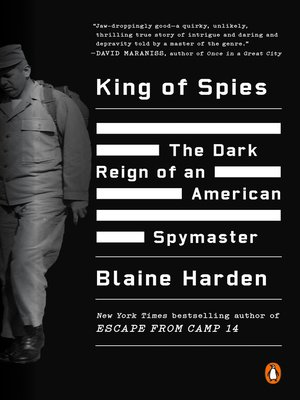 cover image of King of Spies