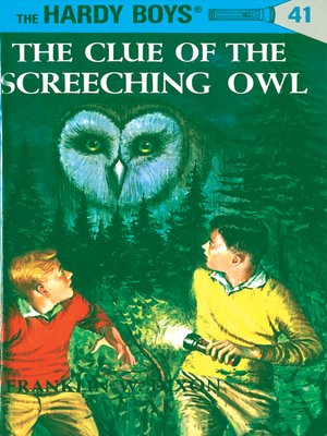 cover image of The Clue of the Screeching Owl