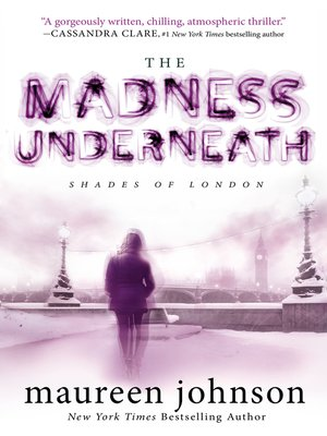 cover image of The Madness Underneath