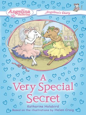 cover image of A Very Special Secret