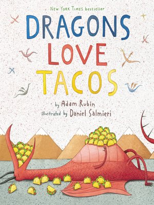 cover image of Dragons Love Tacos