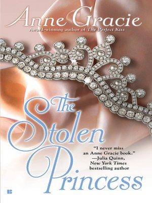 cover image of The Stolen Princess