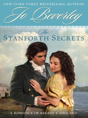 cover image of The Stanforth Secrets