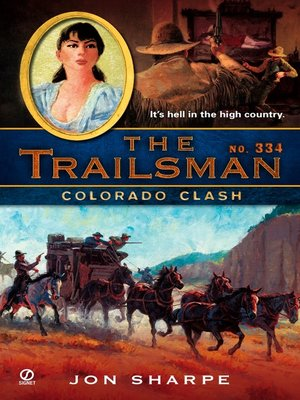 cover image of Colorado Clash