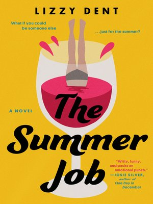 cover image of The Summer Job
