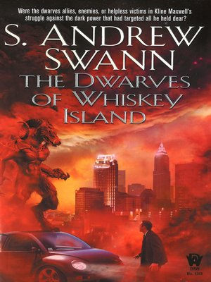 cover image of The Dwarves of Whiskey Island