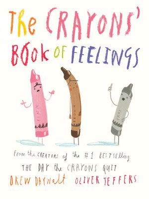 cover image of The Crayons' Book of Feelings