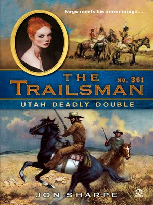 cover image of Utah Deadly Double