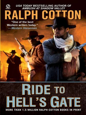 cover image of Ride to Hell's Gate