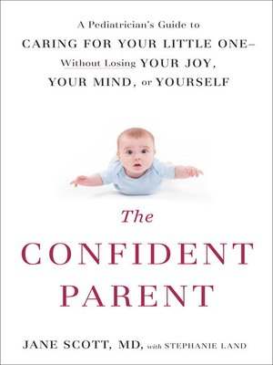 cover image of The Confident Parent
