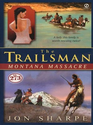 cover image of Montana Massacre
