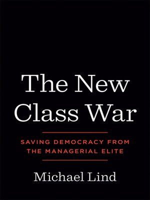 cover image of The New Class War
