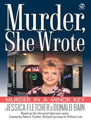 cover image of Murder in a Minor Key