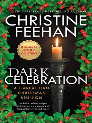 cover image of Dark Celebration