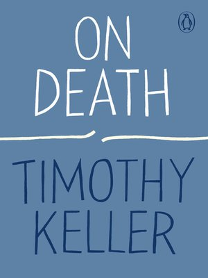 cover image of On Death