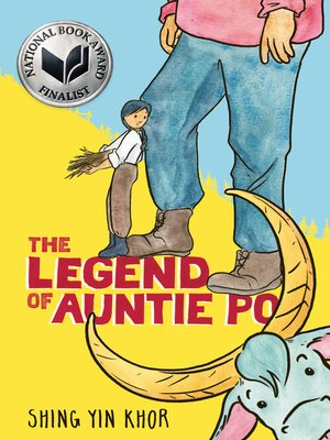 cover image of The Legend of Auntie Po