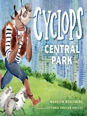 cover image of Cyclops of Central Park