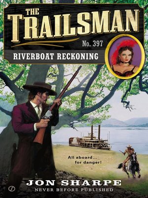 cover image of Riverboat Reckoning